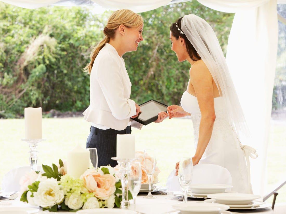 best business ideas-wedding-planner