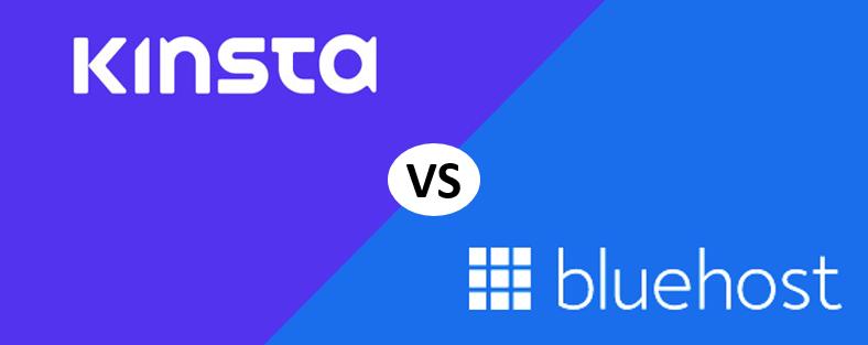 Bluehost vs Kinsta Comparison (An Honest Review)