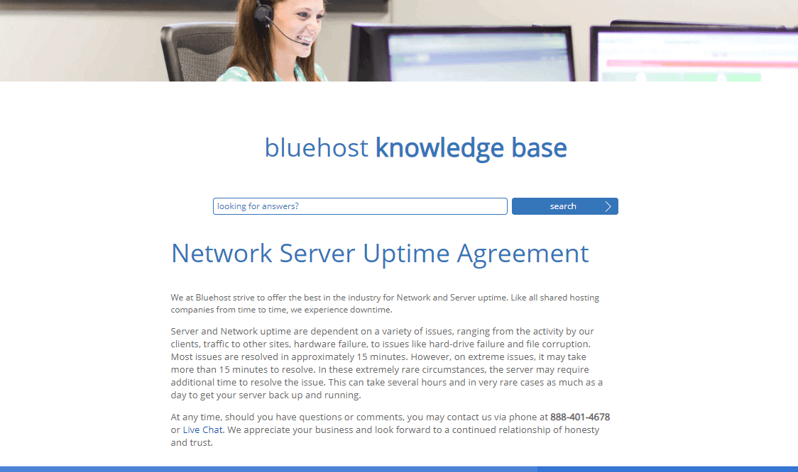 bluehost review newtwork