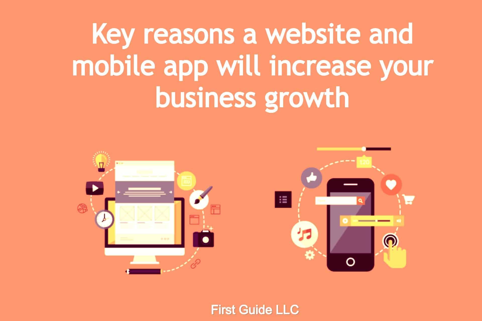 website mobile app